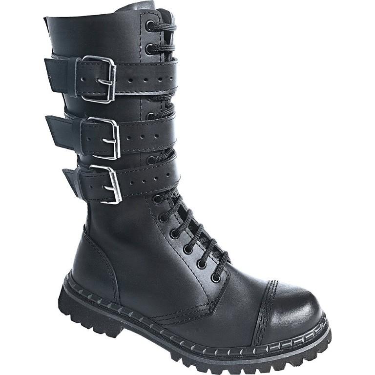 Brandit Phantom Boots 3 Buckle black