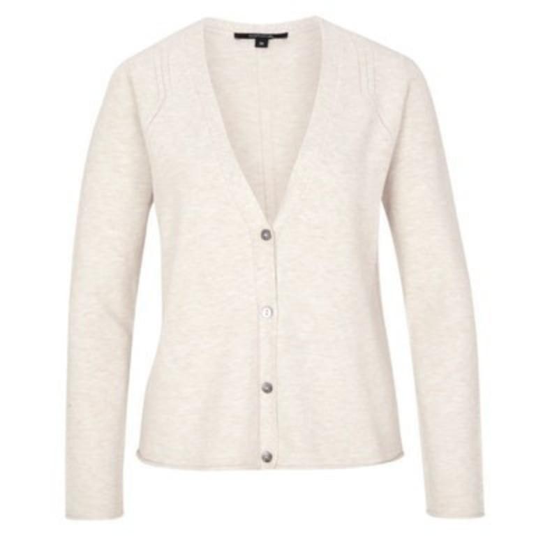 Comma Knittedjacket beige (8E.995.64.2511.81W1)
