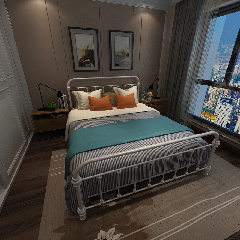 Bed 118